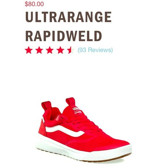 dfa37c4e54 Vans UltraRange Rapidweld